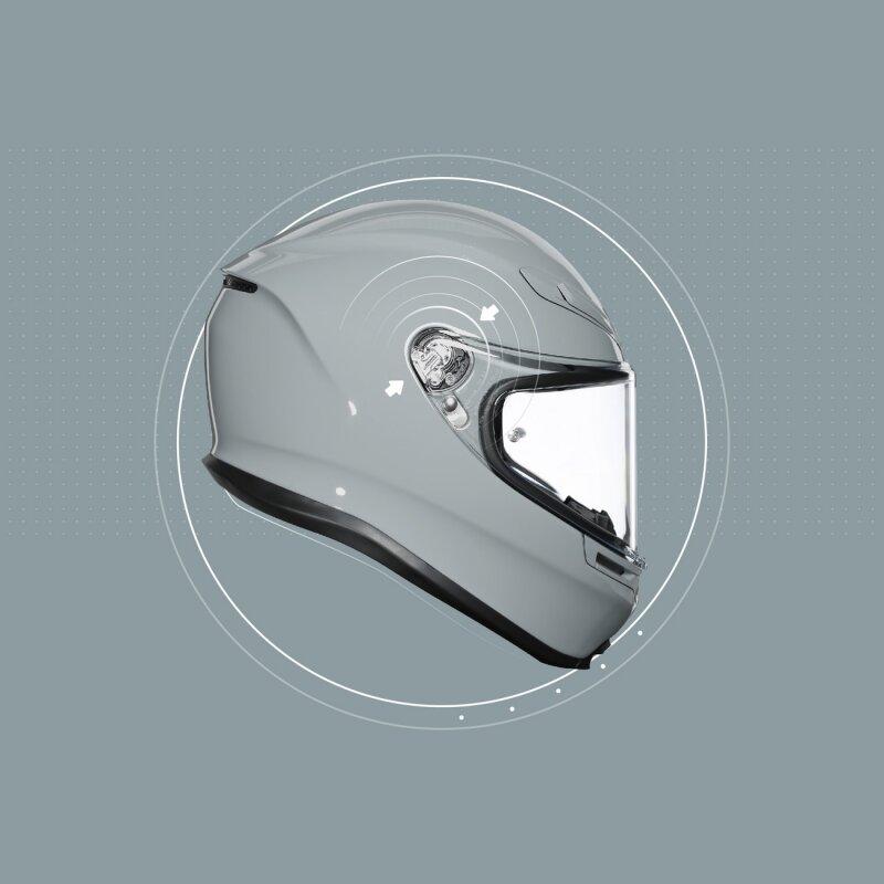 AGV Corsa R Black Integralhelm günstig online bestellen