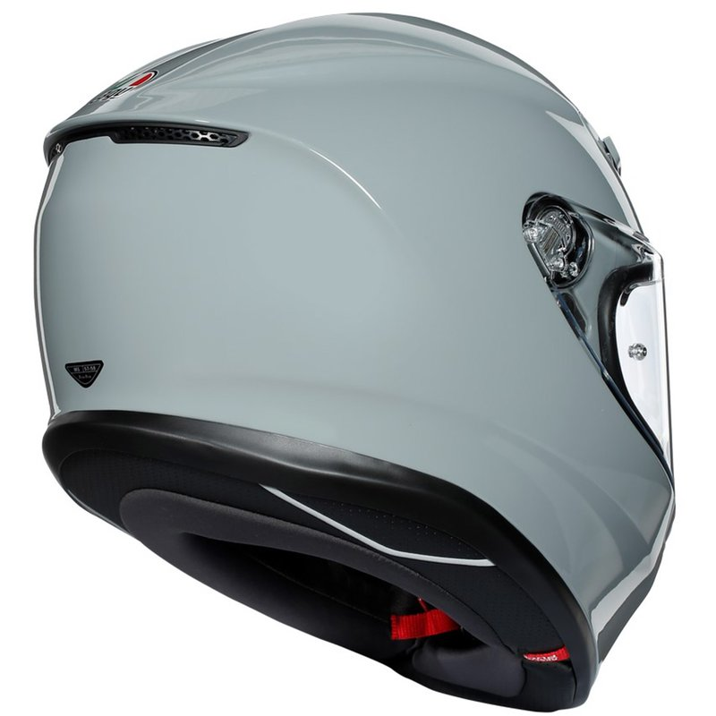 AGV K6 Nardo Gray Motorrad Integralhelm online bestellen