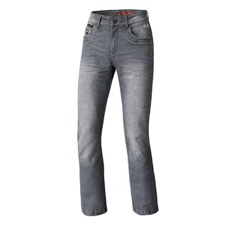Held Crane Motorrad Stretch-Jeans anthrazit