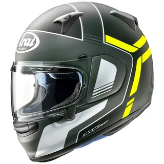Arai Profile-V Tube Helm Fluor Yellow Matt neongelb...