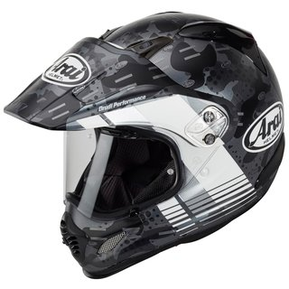 Arai Tour-X4 Cover Enduro-Helm White weiss grau