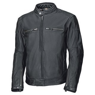 Held Summer Ride Leder-Jacke schwarz