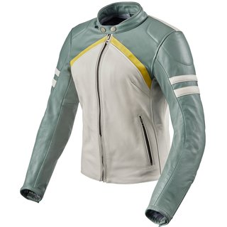 Revit Meridian Ladies Damen Leder-Jacke