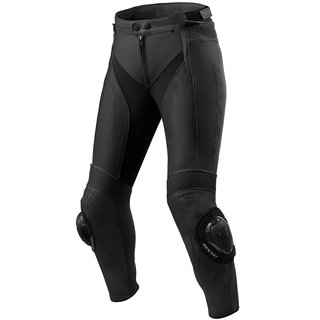 Revit Xena 3 Ladies Damen Leder-Hose schwarz