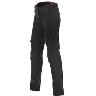 Dainese New Drake Air Lady Tex Damen Hose schwarz