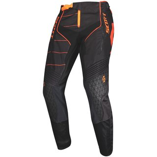 Scott Enduro Pant Motocross-Hose schwarz orange