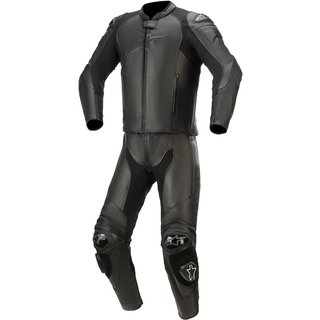 Alpinestars GP Plus V3 Graphite Lederkombi 2Pc schwarz