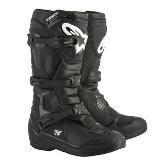 Alpinestars Tech 3 Cross-Stiefel schwarz
