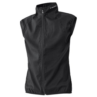 Held Windblocker-Weste Softshell schwarz