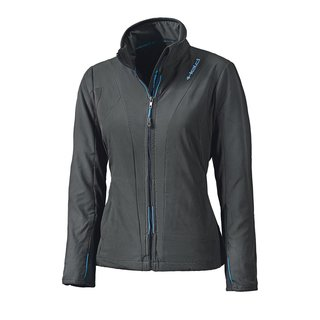 Held Clip-in Windblocker Top Damen Softshell-Jacke schwarz