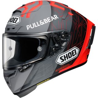 Shoei X-Spirit III MM93 Black Concept 2.0 TC-1 Helm matt...