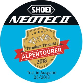 Shoei Neotec II Respect Helm