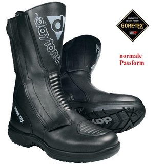 Daytona Road Star Gore-Tex Tourenstiefel schwarz 38