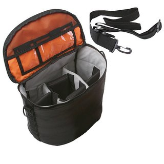 Boblbee KAMERATASCHE GROss schwarz orange