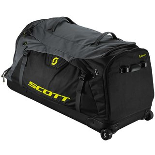 Scott GEAR DUFFLE Reisetasche black lime green