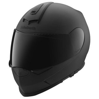 Schuberth S2 Sport-Helm Matt Black