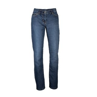 King Kerosin SPEEDGIRL Jeans Damen stone wash