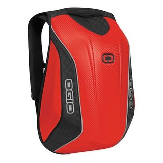 Ogio No Drag Mach 5 LE Rucksack rot