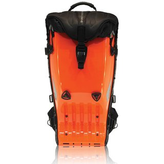 Boblbee GT-25 Rucksack matt orange metallic