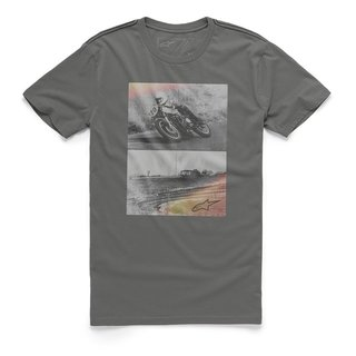 Alpinestars Stack Tee T-Shirt Charcoal S