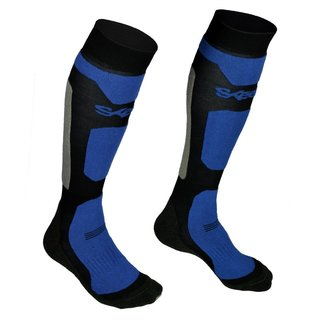 Skeed Spa Socken blau
