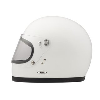DMD Rocket Integralhelm White