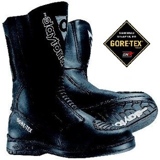 Daytona Travel Star Gore-Tex Stiefel schwarz
