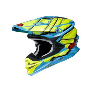 Shoei VFX-WR Motocross Helm Glaive TC-2