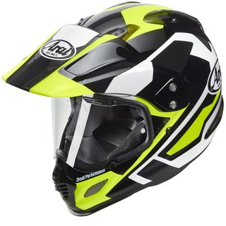 Arai Tour-X4 Catch gelb
