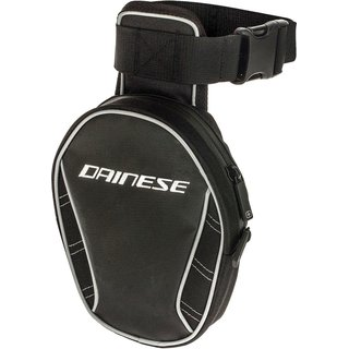 Dainese Leg-Bag Beintasche stealth schwarz