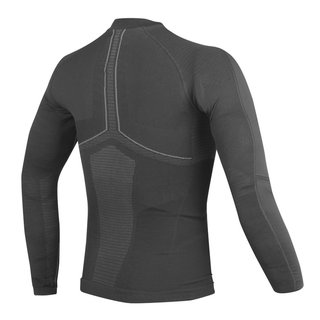 Dainese D-Core No-Wind Thermo Tee LS Windstopper schwarz anthrazit