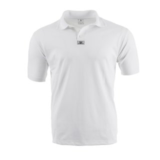 Stadler Funktions-Polo Shirt Unisex weiss
