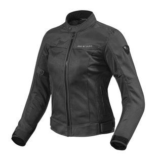 Revit Eclipse Ladies Damen-Jacke schwarz