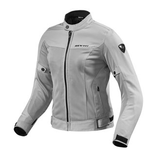 Revit Eclipse Ladies Damen-Jacke silber