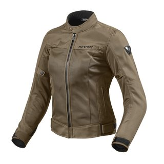 Revit Eclipse Ladies Damen-Jacke braun