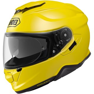 Shoei GT-Air II Helm Einfarbig Brilliant Yellow gelb