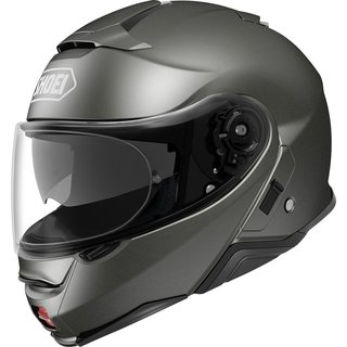 Shoei Neotec II Helm Einfarbig Anthracite anthrazit
