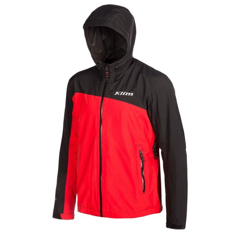 quality design f2b0f 7dea1 Klim Stow Away Jacket Regenjacke