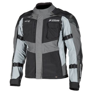 Klim Kodiak Jacket Jacke Gray grau